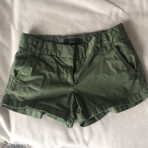 J Crew Factory Chino Shorts (4 colors available)